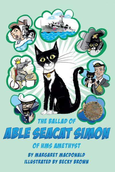 Simon - Book cover front